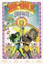 She-Hulk: Ceremony - Dwayne McDuffie, Robin D. Chaplik, June Brigman, Stan Drake, Ken Bruzenak, Paul Mounts