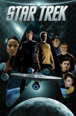 Star Trek: Ongoing, Vol. 1 - Mike Johnson, Steve Molnar, Tim Bradstreet
