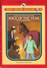 Race of the Year - R.A. Montgomery, Susan Tang