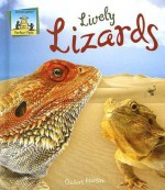Lively Lizards - Anders Hanson, Cheryl A. Nobens