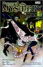 House of Mystery, Vol. 5: Under New Management - Matthew Sturges, Luca Rossi, José Marzán Jr., Bill Willingham, Sergio Aragonés