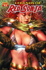 Legends of Red Sonja 3 - Gail Simone, Nicola Scott, Rhianna Pratchett, Doug Holgate