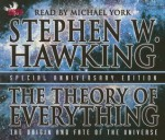 The Theory of Everything: The Origin and Fate of the Universe - Stephen W. Hawking, Michael York