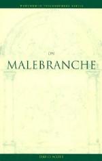 On Malebranche - David Scott