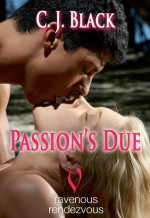 Passion's Due - C.J. Black