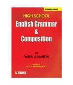 High School English Grammar And Composition - P.C. Wren, H. Martin