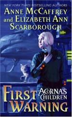 First Warning: Acorna's Children - Anne McCaffrey, Elizabeth Ann Scarborough