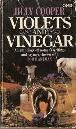 Violets Vinegar - Jilly Cooper, Tom Hartman