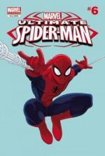 Marvel Universe Ultimate Spider-Man Comic Reader 6 - Clay McLeod Chapman, Joe Caramagna, Todd Dezago, Ty Templeton, Ramon Bachs, Craig Rousseau