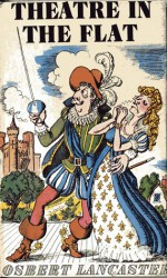 Theatre in the Flat New Pocket Cartoons - Osbert Lancaster