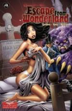 Escape From Wonderland #5 - Raven Gregory, Joe Brusha, Ralph Tedesco, Anthony Spay