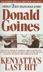 Kenyatta's Last Hit - Donald Goines