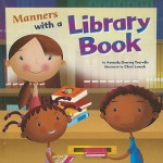Manners with a Library Book - Amanda Doering Tourville, Chris Lensch