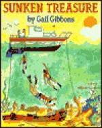 Sunken Treasure - Gail Gibbons