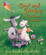 Goat and Donkey and the Great Outdoors - Simon Puttock, Russell Julian