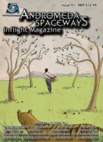 Andromeda Spaceways Inflight Magazine (Issue 51) - Simon Petrie, Chris Miles