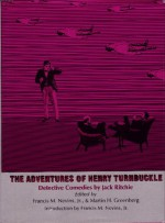 The Adventures of Henry Turnbuckle: Detective Comedies by Jack Ritchie - Jack Ritchie, Francis M. Nevins, Martin H. Greenberg