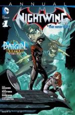 Nightwing (2011- ) Annual #1 - Kyle Higgins, Jason Masters, Daniel Sampere