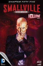 Smallville Season 11 #55 - Q. Bryan Miller, Cat Staggs