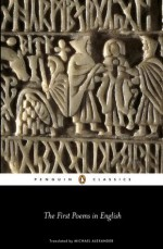 The First Poems in English (Penguin Classics) - Michael Alexander