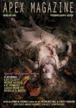 Apex Magazine Issue 45 - Patricia C. Wrede, Merrie Haskell, Kat Howard, Kate Elliott, Sarah Monette, Lynne M. Thomas