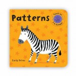 Embossed Board Books: Patterns (Bumpy Books) - Emily Bolam