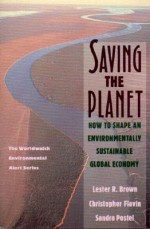 Saving the Planet: How to Shape an Environmentally Sustainable Global Economy - Lester Russell Brown, Sandra Postel, Christopher Flavin