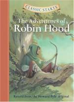 The Adventures of Robin Hood - John Burrows, Lucy Corvino, Arthur Pober, Howard Pyle