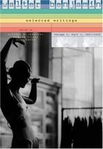 Walter Benjamin: Selected Writings, Volume 2, Part 1, 1927-1930 - Walter Benjamin, Gary Smith, Michael W. Jennings, Howard Eiland
