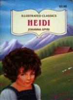 Heidi - Johanna Spyri, Lila K. Huron-Albinger