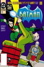Batman Adventures (1992-1995) #14 - Kelley Puckett, Mike Parobeck