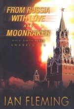 James Bond Box Set (from Russia with Love and Moonraker) - Ian Fleming, Robert Whitfield