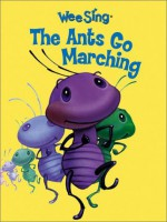 Wee Sing The Ants Go Marching (board) - Pamela Conn Beall, Susan Hagen Nipp, Hala Wittwer