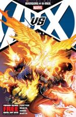 Avengers vs. X-Men Round 5 - Matt Fraction, John Romita Jr., Scott Hanna, Laura Martin