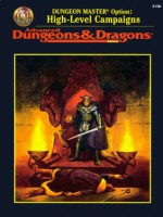 Dungeon Master Option: High-Level Campaigns (Advanced Dungeons & Dragons, 2nd Edition: Rulebook/2156) - Skip Williams