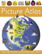 Picture Atlas - Anita Ganeri, Chris Oxlade