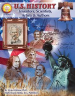 U.S. History, Grades 6 - 8: Inventors, Scientists, Artists, & Authors - Victor Hicken