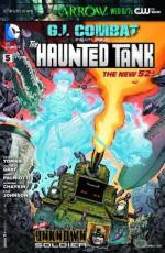 GI Combat (2012- ) #5 - Peter J. Tomasi, Jimmy Palmiotti, Justin Gray, Howard Chaykin, Ariel Olivetti