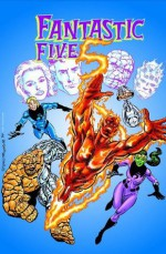 Spider-Girl Presents Fantastic Five: In Search of Doom - Tom DeFalco, Paul Ryan