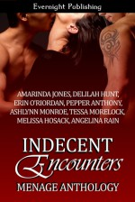 Indecent Encounters - Amarinda Jones, Erin O'Riordan, Melissa Hosack, Ashlynn Monroe, Delilah Hunt, Tessa Morelock, Angelina Rain, Pepper Anthony