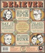 The Believer, Issue 56: September 2008 - Vendela Vida, Vendela Vida, Ed Park