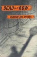 Dead in a Row - Gwendoline Butler
