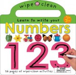 Learn To Write Your Numbers - Robert Tainsh, Jo Rigg, Roger Priddy