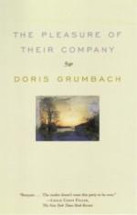 The Pleasure of Their Company - Doris Grumbach