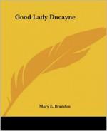 Good Lady Ducayne - Mary Elizabeth Braddon