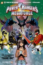 Power Rangers Megaforce #3: Panic in the Parade - Stefan Petrucha, Paulo Henrique