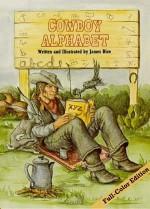 Cowboy Alphabet - James Rice
