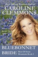 Bluebonnet Bride, Men of Stone Mountain book 3 - Caroline Clemmons