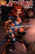 Red Sonja - She Devil With A Sword 01 - Mike Carey, Richard Isanove, Mel Rubi, Michael Avon Oeming