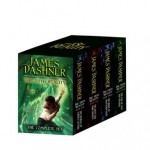 13th Reality 4-Book Boxed Set - James Dashner